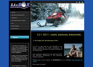 Thumbnail do site 3.2.1.GO!!!