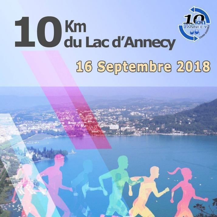 Annecy et Annecy-le-Vieux, Dimanche 16 septembre 2018
