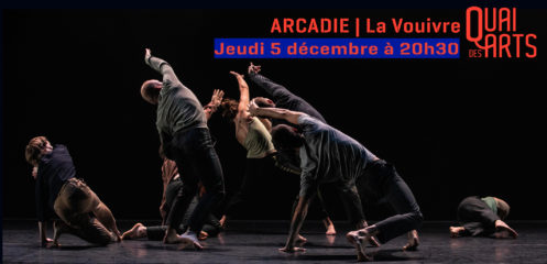 Quai des Arts - Place d'Armes, 74150 Rumilly, Jeudi 5 décembre 2019
