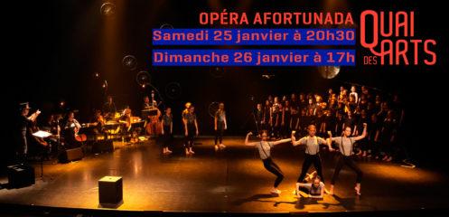 Quai des Arts - Place d'Armes, 74150 Rumilly, Samedi 25 janvier 2020