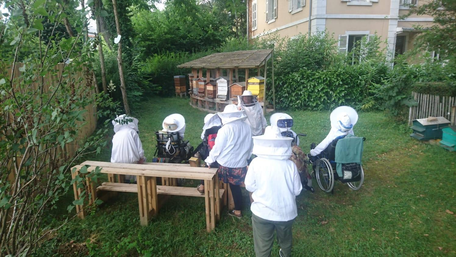- Rucher du Haras d'Annecy - 19, rue Guillaume Fichet, 74000 Annecy, Jeudi 16 août 2018