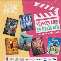 affiche Cinéma en plein air : « L'ascension »