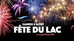 affiche Fête du Lac 2018