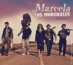 affiche Marcela Y los Murchales