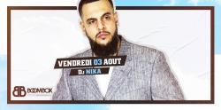 affiche DJ Nika