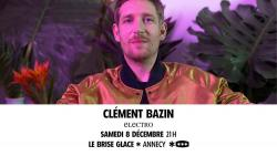 affiche Clément Bazin