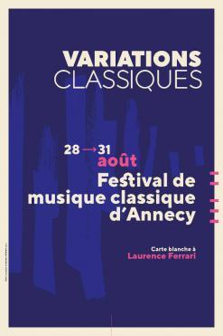 affiche Variations Classiques