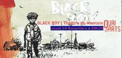 affiche 'Black Boy' Jérôme Imard