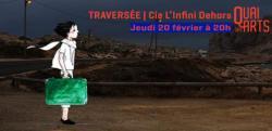 affiche 'Traversée'