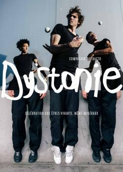 affiche 'Dystonie'