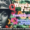 affiche Woodstock Party