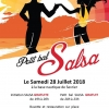 affiche Petit Bal Salsa