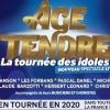 affiche Age Tendre - la Tournée des Idoles 2020