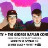 affiche TV Party + The George Kaplan Conspiracy