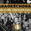 affiche Karaoké Chorale