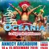 affiche Océania - La Légende Tahitienne