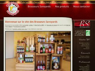 thumb Brasseurs Savoyards - Bières et Limonades de Savoie