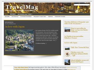 thumb TravelMag - Le forum des journalistes du tourisme