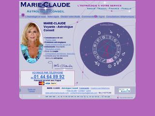 thumb Marie-Claude, astrologue professionnelle