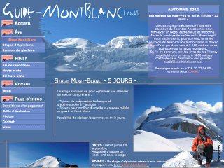 thumb Christian Appertet -  Guide de Haute-Montagne, Mont-Blanc