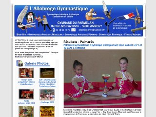 thumb Allobroges Gymnastique