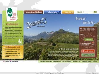thumb Parc naturel régional du Massif des Bauges