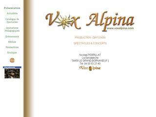 thumb Vox Alpina