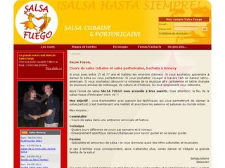 thumb Salsa Fuego - Eole de salsa