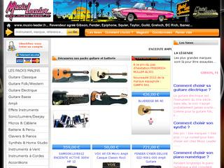 thumb Music-Leader - Instruments de musique