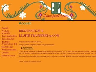 thumb Transfert74 - Duplication ,transfert, Travaux video