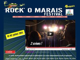 thumb Rock'o Marais Festival