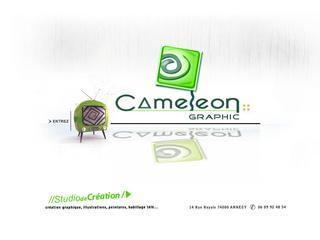 thumb Cameleon Graphic